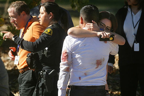 In a conversation with the Gazette, Harvard's Ronald Schouten fielded questions on the attack in San Bernardino, Calif., and the psychology behind both terrorism and the fear it spreads.