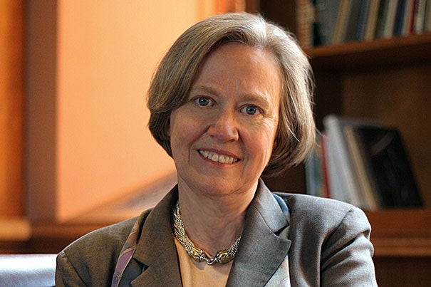 Shirley M. Tilghman will become the newest member of the Harvard Corporation. She is president emerita and professor of molecular biology and public affairs at Princeton University.