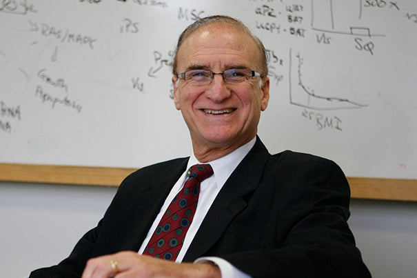 Harvard's C. Ronald Kahn and Stuart L. Schreiber (below) have won the Wolf Prize, considered the most prestigious award in science after the Nobel Prize and the Lasker Award.