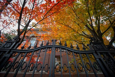 Nearly 25 percent of this year's applicants had their application fees waived due to financial hardship, a good indication that if they are accepted, they will be eligible for Harvard's innovative and industry-leading financial aid program.