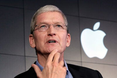 Apple CEO Tim Cook released a statement about  the company's refusal to help the FBI retrieve information from an iPhone belonging to one of the shooters in the terrorist attack in San Bernardino, Calif., thrusting the tug-of-war on the issue of privacy vs. security back into the spotlight.