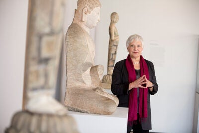 Martha Tedeschi has been named the Elizabeth and John Moors Cabot Director of the Harvard Art Museums, beginning in July. Tedeschi is currently the deputy director for art and research at the Art Institute of Chicago.