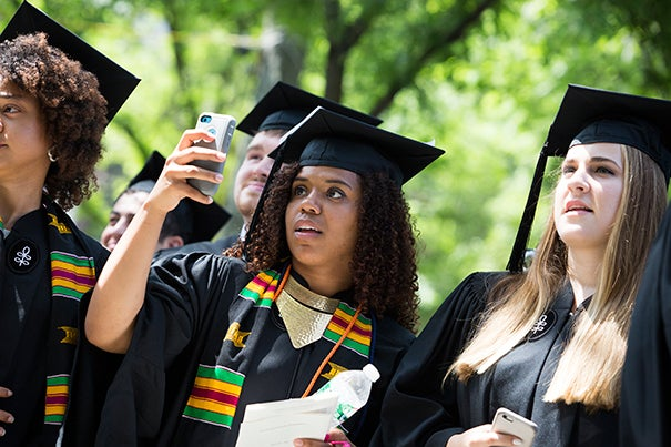 Harvard's 365th Commencement will be held on May 26.