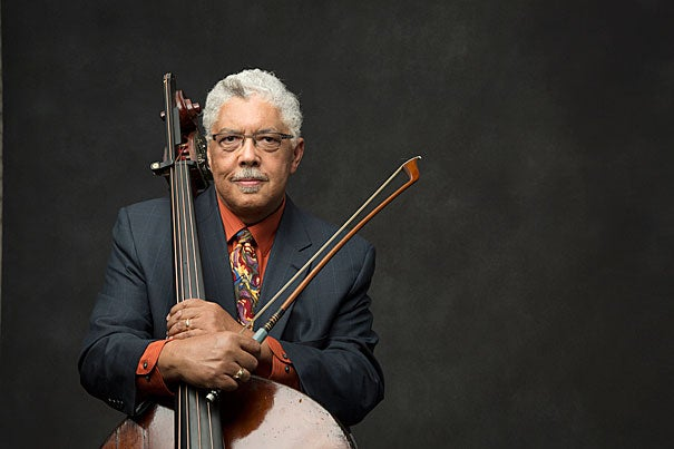 Noted jazzman Rufus Reid is not only teaching Harvard students, but will be sharing his wisdom and musicianship with the public at two special events: a conversation with Ingrid Monson, Quincy Jones Professor of African-American Music, on Wednesday at 4 p.m. in Holden Chapel, and a tribute concert on Saturday at 8 p.m. at Sanders Theatre.