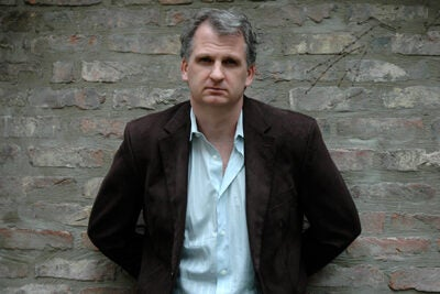 "Timothy Snyder: ""When I say the Holocaust is history and warning, I'm insisting on the history part because if you can convince people that the Holocaust is history then the warning follows very naturally."""
