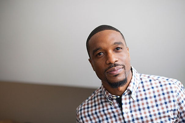"Laurence Ralph has used his time as a Radcliffe Fellow to study police violence and race in Chicago. ""I wanted to examine the contradiction between the fact that the police are supposed to safeguard citizens and yet they're contributing to an alarming number of violent deaths,"" he says."