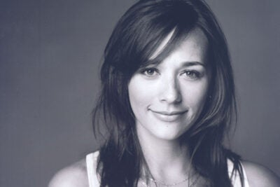 """""""Harvard was such a transformative place for me in so many ways,"""" said Class Day speaker Rashida Jones '97. Class Day will be held May 25."""