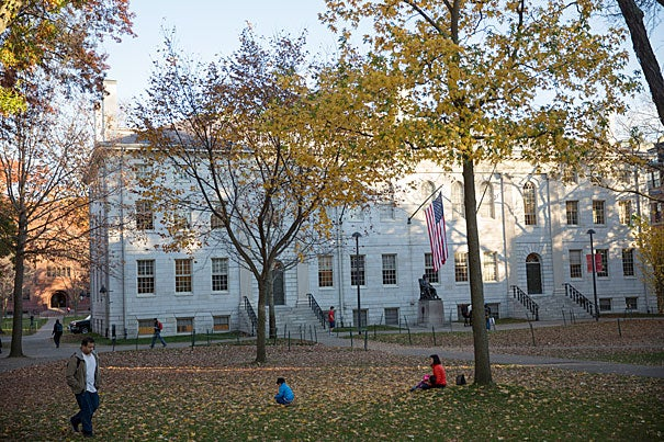 Citing the harmful impact created by gender discrimination affecting students at Harvard College, administrators announced that beginning in the fall of 2017, new students who join unrecognized single-gender social organizations will not be permitted to hold leadership positions in recognized student organizations and athletic teams.
