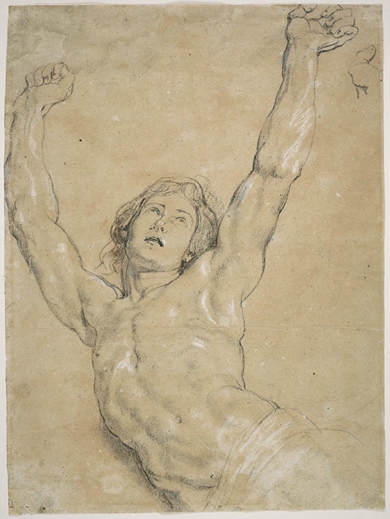 Rubens-Study-Christ-Elevation_1949.3_DDC10349_PR
