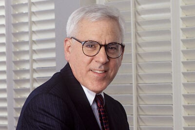 David M. Rubenstein, co-CEO of The Carlyle Group and one of Harvard's most engaged volunteer leaders, will become a member of the Harvard Corporation next year.