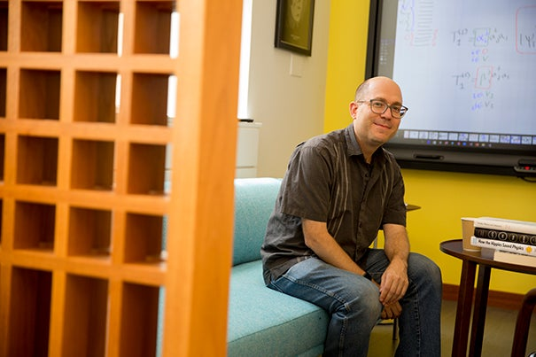 Alan Aspuru-Guzik is among the co-authors of a new study that shows how quantum computers can be used to understand chemistry, a breakthrough that could lead to the development of new materials with unique properties.
