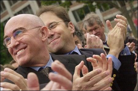 Stuart Schreiber and David Altshuler