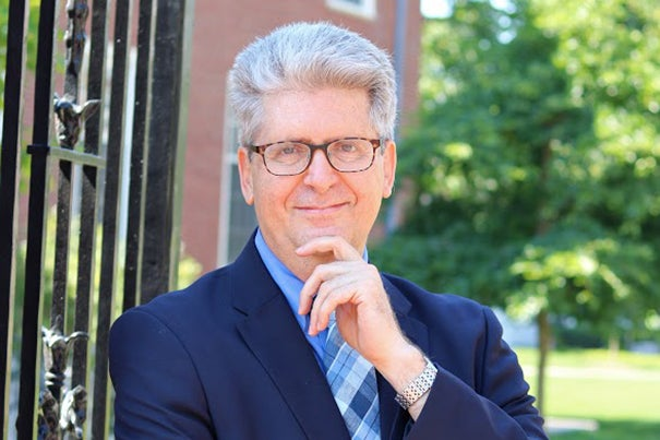 """Harvard Professor Fernando Reimers based """"Empowering Global Citizens: A World Course"""" on a rigorous curriculum to help students understand globalization."""