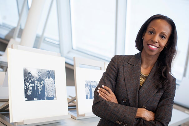 Sarah Lewis '01 shares the story of her return to Harvard to become a faculty member in History of Art and Architecture and African American Studies.