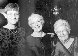 Drew Gilpin Faust, Linda S. Wilson, and Mary Maples Dunn