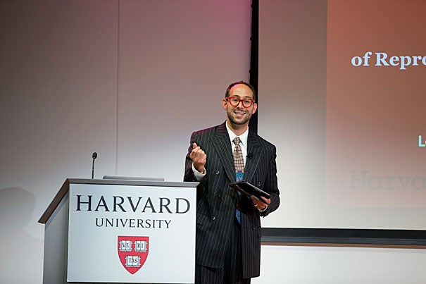 Harvard Law School Professor Glenn Cohen spoke at the Harvard Ed Portal as part of the Faculty Speaker Series.