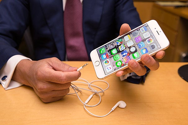 "Apple is ""trying to make the tradeoff so they can deliver the product that you didn't know you really wanted,"" says Professor Woodward Yang."
