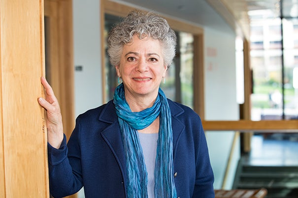 Harvard Professor Barbara Grosz chairs the AI100 Standing Committee, which has released its first report examining how advances in artificial intelligence might affect urban life in 2030.