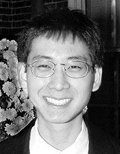 Photo of Vincent B. Chu