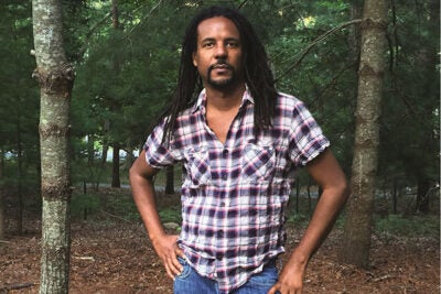 """""""When you're a writer you're independent; you have to get your inspiration and influences from a lot of different places. At Harvard, I did a lot of grazing."""" said Colson Whitehead '91, author of the bestselling novel """"The Underground Railroad."""""""