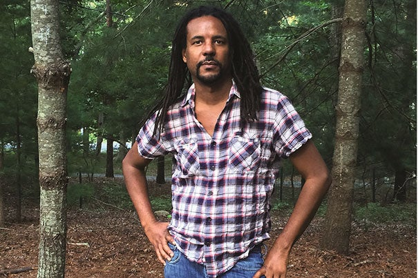 """When you're a writer you're independent; you have to get your inspiration and influences from a lot of different places. At Harvard, I did a lot of grazing."" said Colson Whitehead '91, author of the bestselling novel ""The Underground Railroad."""