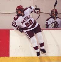 Photo of Kiirsten Suurkask, Harvard Women's hockey