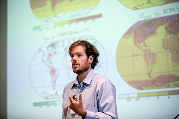 "A two-year HGI grant has been awarded to Peter Huybers, professor of Earth and planetary sciences, for his project ""China's Health Weather,"" which aims to understand and predict how climate affects the nation's populace."