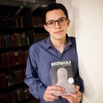 """Charles Hyman '18 is an English and history double concentrator on track to become a scholar of the Old English classic """"Beowulf,"""" his obsession since childhood."""