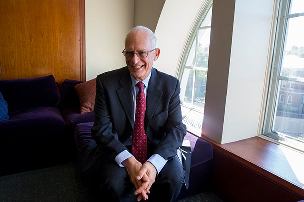 Harvard Professor Oliver Hart was named a co-recipient of the Nobel in economics today. Just this past Friday, Hart and his colleagues completed a new paper challenging a popular theory set forth by Milton Friedman.