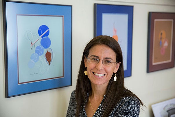 Kristen Carpenter, the Oneida Indian Nation Visiting Professor of Law at Harvard Law School, talks about the state of American Indian Law in light of a recent conference on indigenous rights.