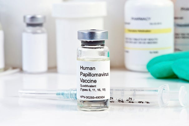 A study by the Harvard Chan School has found that women vaccinated against HPV could start cervical cancer screenings up to 14 years later and than currently recommended and schedule repeat screenings nearly a fifth as often.