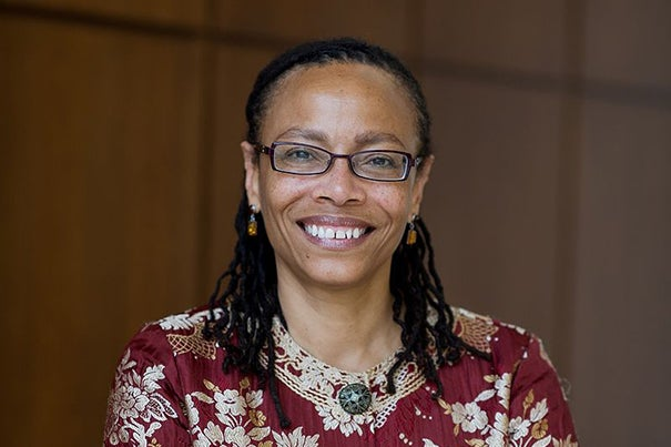 """University of Pennsylvania Law Professor Dorothy E. Roberts, J.D. '80, will present two Tanner Lectures. Her first is Wednesday titled """"The Old Biosocial and The Legacy of Unethical Science."""""""