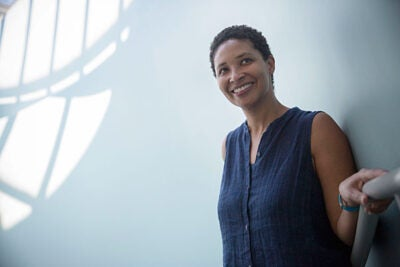 Danielle Allen has been named James Bryant Conant University Professor, Harvard's highest faculty honor. Her appointment will begin in 2017.