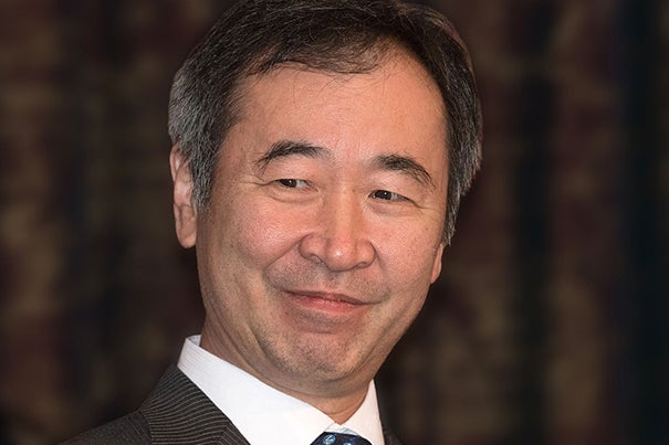 """Takaaki Kajita will receive the foundation medal and deliver his Nobel Prize lecture, """"Discovery of Atmospheric Neutrino Oscillations,"""" in Jefferson Laboratory 250 at 4 p.m. on Thursday."""
