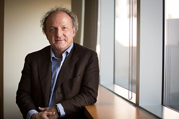"""Professor Pier Paolo Pandolfi speaks about revolutionary developments in cancer care and how he sees treatment evolving. """"We will defeat cancer. Conceptually, we can. But it will take time."""""""