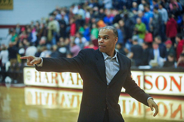 Coach Tommy Amaker's 179th victory at Harvard places him as having the most wins by a Crimson men's basketball coach, surpassing Frank Sullivan's record (1991-2007).
