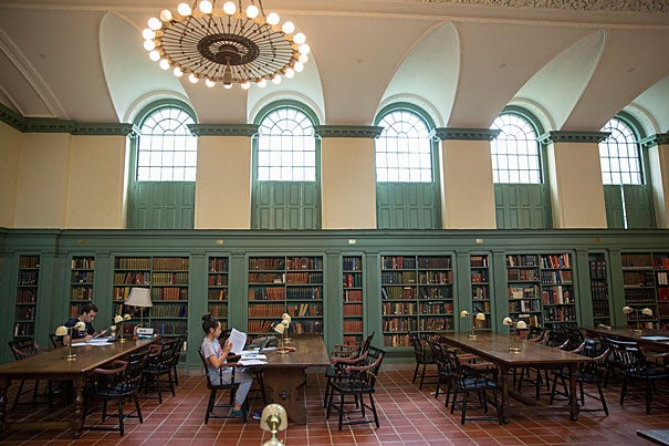 More than 900 students have been admitted to the Harvard College Class of 2021 through early action, a greater number than last year despite a more selective admissions process.