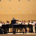 Harvard students auditioned for 16 open parts in the 50-member choir. The 107th Annual Christmas Carol Services will be held on Dec. 11 and Dec. 13 at 7:30 p.m. in the Parish of St. Paul in Harvard Square, 29 Mount Auburn St.