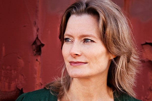 """My first draft of 'Manhattan Beach' was 30 legal pads, handwritten. That was rough. Typing it was dreadful,"" said Pulitzer Prize winner Jennifer Egan of her forthcoming novel. Egan will join fellow novelist Claire Messud on Monday as part of the Mahindra Humanities Center's Writers Speak series."