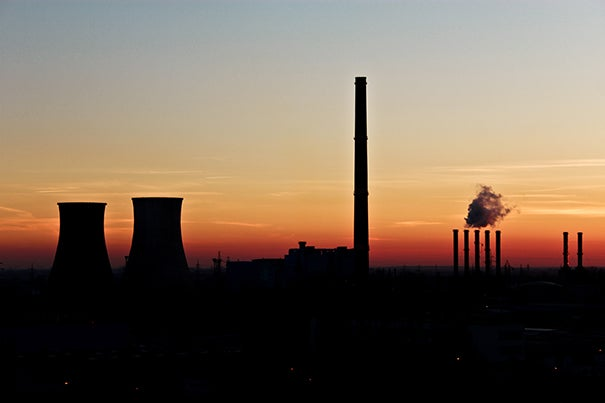 """""""We know enough to know that reducing greenhouse gas emissions is the most cost-effective strategy to preventing health outcomes that we don't want,"""" says Aaron Bernstein, associate director of the Center for Health and the Global Environment."""