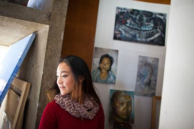 Born with a cleft lip and palate so severe her parents were told she would not survive, pre-med and VES concentrator Elaine Dong wants to give children with congenital birth defects the same chance to achieve their full potential.