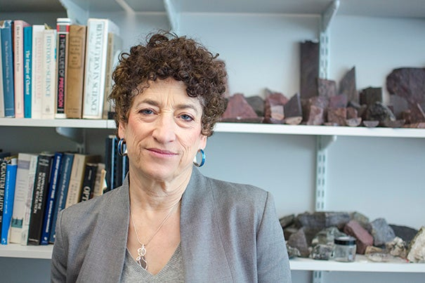 """Climate scientists need to follow the lead of """"sentinels"""" like Albert Einstein and Sherwood Rowland, says Professor Noami Oreskes."""