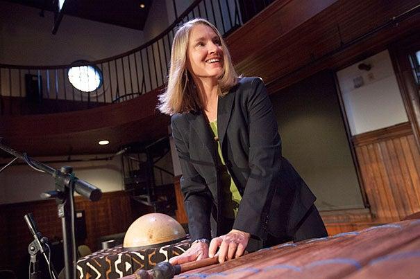 Women seek inroads in jazz, long a man's world – Harvard Gazette