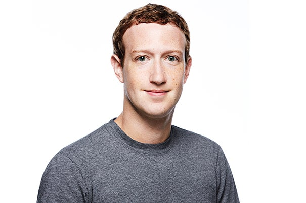 Internet leader and philanthropist Mark Zuckerberg will be Harvard's featured speaker during its Afternoon Program on Commencement Day, May 25.