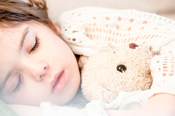 """We found that children who get an insufficient amount of sleep in their preschool and early school-age years have a higher risk of poor neurobehavioral function at around age 7,"" says Elsie Taveras, a pediatrics professor at Harvard Medical School."