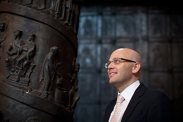 """""""While my book is entirely historical, readers have told me that it is a parable for today's crises of democracy,"""" said Professor of Government Daniel Ziblatt when discussing """"Conservative Parties and the Birth of Democracy."""""""