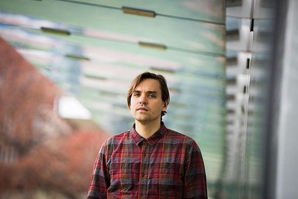 William Butler, multi-instrumentalist for Arcade Fire, enrolled in the Kennedy School's midcareer master's program in public administration to broaden and enhance the band's award-winning humanitarian efforts.