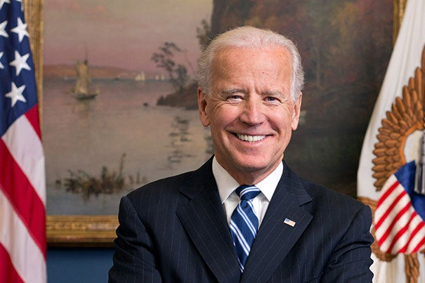 Joe Biden, former vice president and six-term U.S. senator from Delaware, will deliver the annual Class Day address to the graduating Class of 2017 at Harvard.