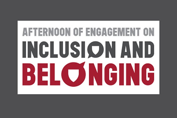 Students, academic personnel, and staff from across Harvard will have an opportunity during an Afternoon of Engagement on Inclusion and Belonging to contribute their ideas on how to make the campus a more welcoming place for people from all backgrounds.