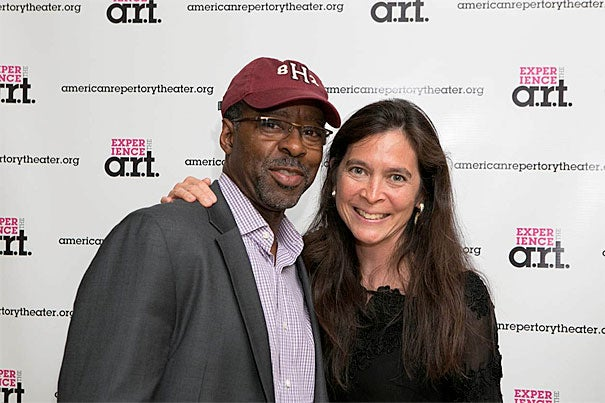 "Actor Courtney B. Vance '82 will take part in ""A Celebration of Harvard Artists"" on April 28 at Sanders Theatre at 8:30 p.m. Diane Paulus '88, artistic director of the American Repertory Theater, will direct the production that will feature an ensemble cast that includes Harvard alumni and current students."